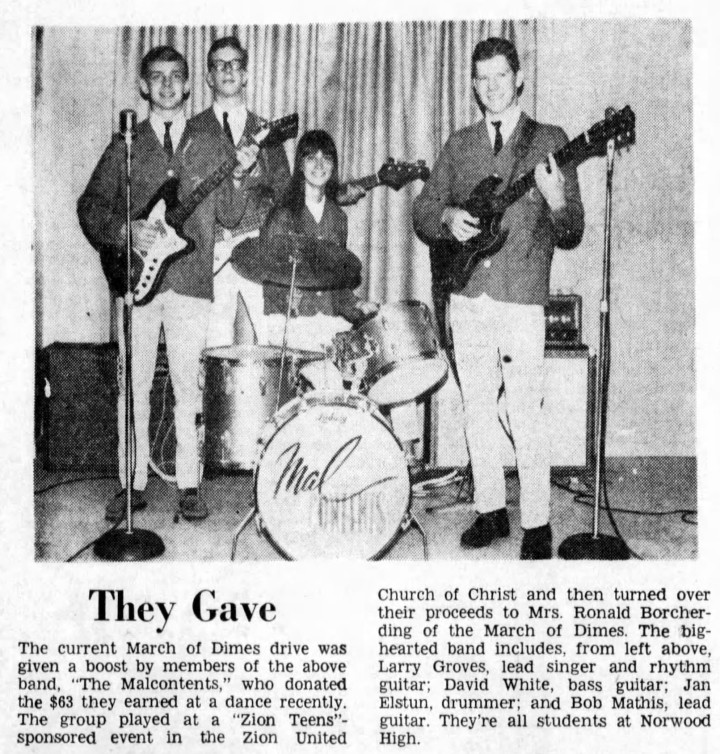 The Mal-Contents, February 18, 1967