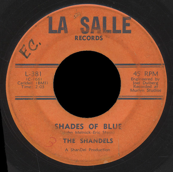 The Shandels La Salle 45 Shades of Blue