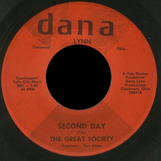 Great Society Dana Lynn 45 Second Day