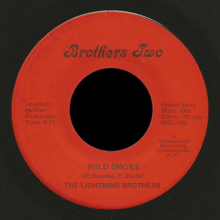 The Lightning Brothers Brothers Two 45 Wild Smoke