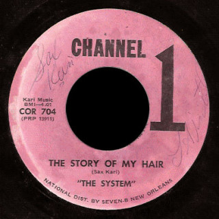 The System Channel 1 45 The Story of My Hair