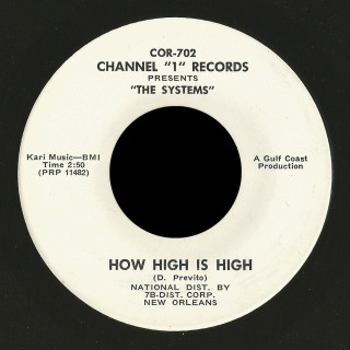 The Systems Channel 1 45 How High Is High
