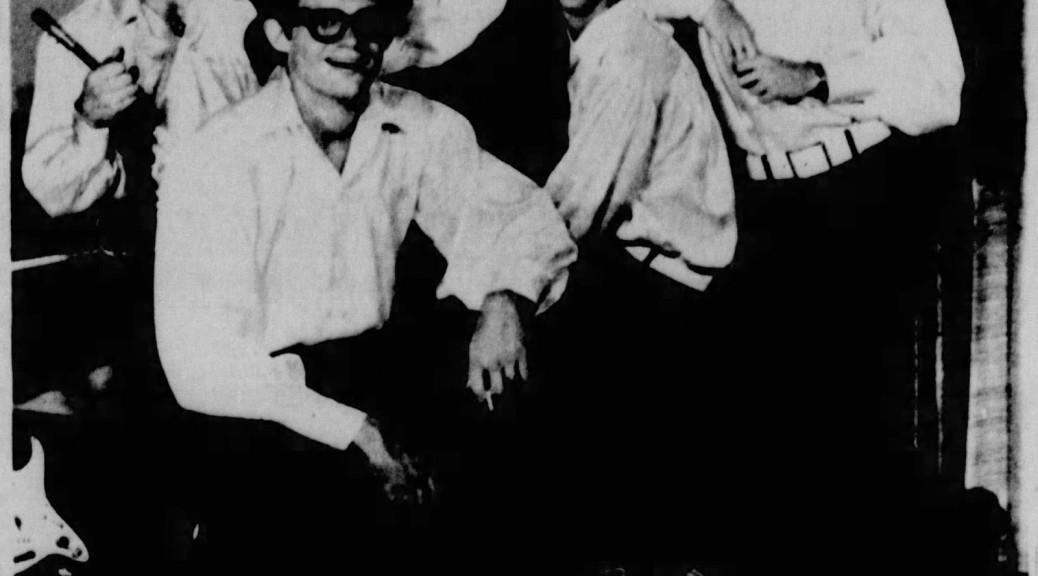 Theze Few, March 1967, Dan Seals, Buddy Lay, Larry Stevens, Mike Woolbright, John Colley