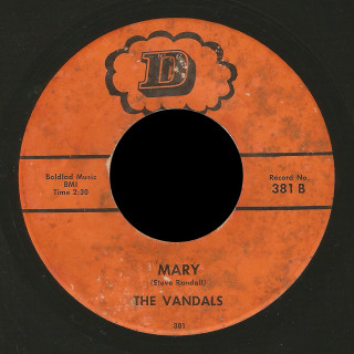 The Vandals D 45 Mary