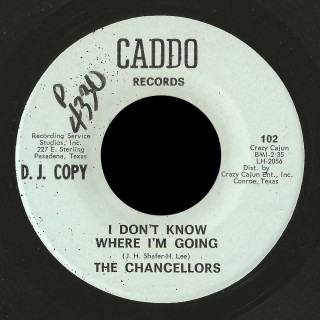 The Chancellors Caddo 45 I Don't Know Where I'm Going