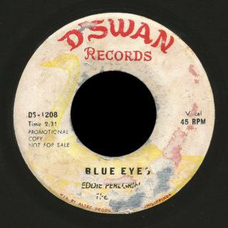 Eddie Peregrina D'Swan 45 Blue Eyes