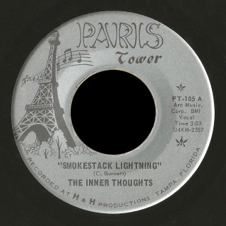 Inner Thoughts Paris Tower 45 Smokestack Lightning