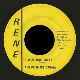 The Prisners Dream Rene 45 Autumn Days