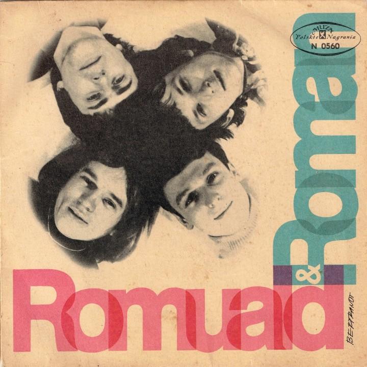 Romuald i Roman Muza Polskie Nagrania EP