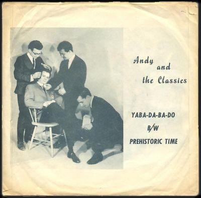 Andy And The Classics Kama PS Taba-Da-Ba-Do and Prehistoric Time