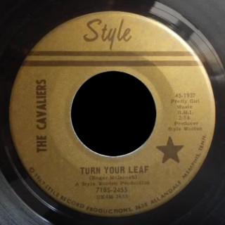 The Cavaliers Style 45 Turn Your Leaf