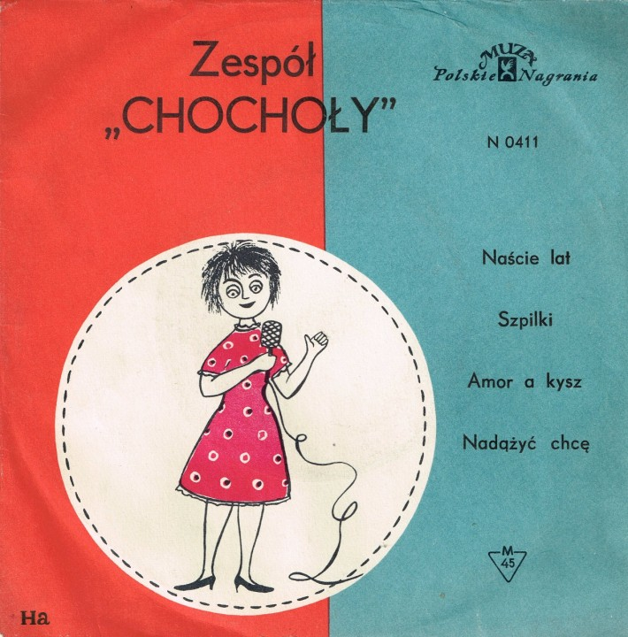 Chochoły Muza EP front cover