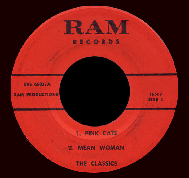 The Classics Ram EP Pink Cats and MeanWoman