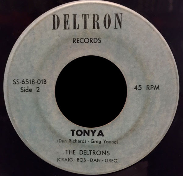 The Deltrons Deltron 45 Tonya