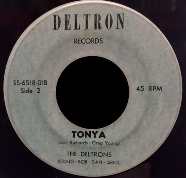 The Deltrons Deltron 45 Tonya