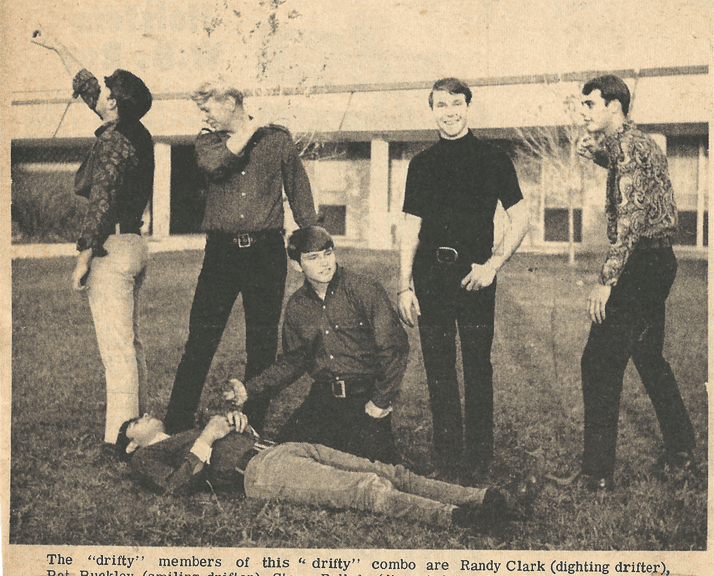 The Haustofs, Bobcat News, Nov. 23, 1966
