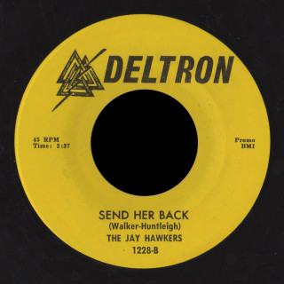 The Jay Hawkers Deltron 45 Send Her Back