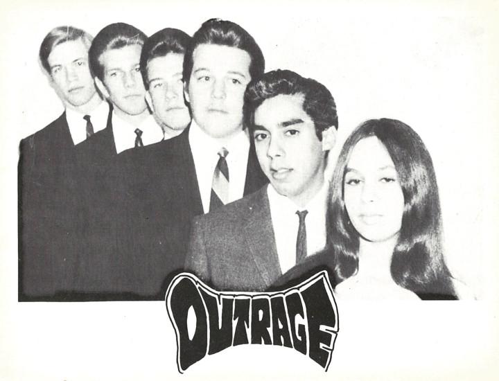 Outrage Promo Photo