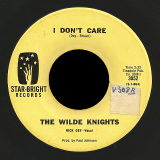 Wilde Knights Star-Bright 45 I Don't Care