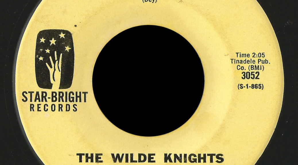 Wilde Knights Star-Bright 45 Just Like Me