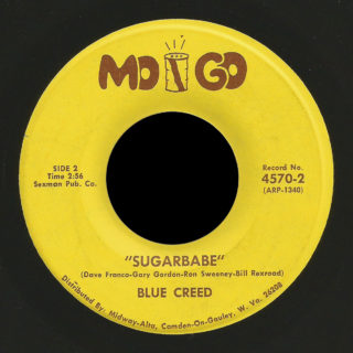 Blue Creed Mo Go 45 Sugarbabe