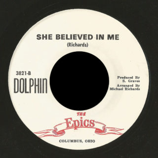 The Epics Dolphin 45 She Believed In Me