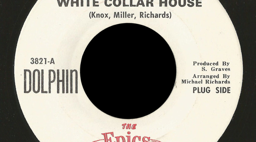 The Epics Dolphin 45 White Collar House