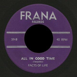 Facts of Life Frana 45 All In Good Time