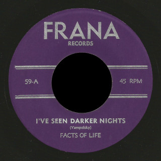 Facts of Life Frana 45 I've Seen Darker Nights