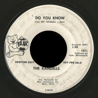 Kandells Bear 45 Do You Know