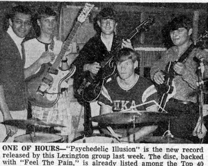 One Of Hours Herald-Leader, May 7, 1967