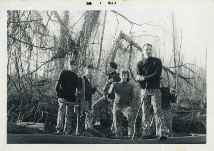 The Lost Generation circa 1966: Mike Rhodes, Rod Grassman, John Herring, Bob Keating, Ronnie Easley, Ronnie Schilling
