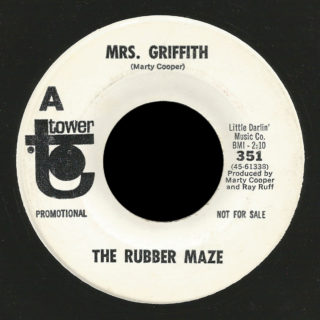 Rubber Maze Tower 45 Mrs. Griffith