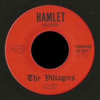 The Villagers Hamlet 45 Sunshine My Way