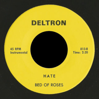 Bed of Roses Deltron 45 Hate