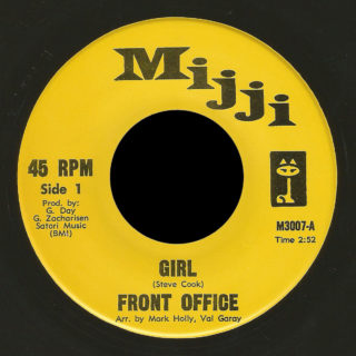 Front Office Mijji 45 Girl