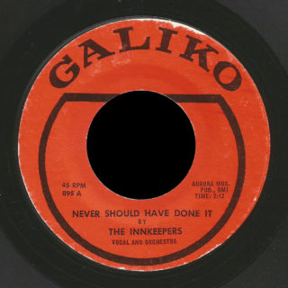 Innkeepers Galiko 45 Never Should Have Done It