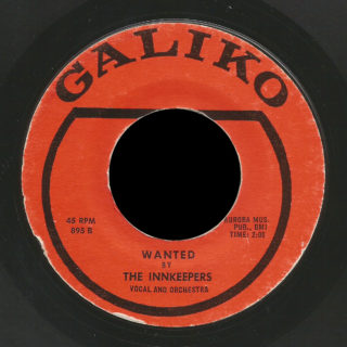Innkeepers Galiko 45 Wanted