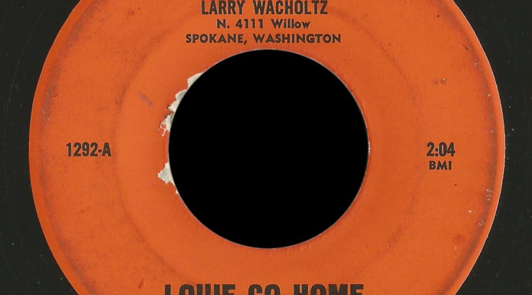 Chambermen 45 Louie Go Home