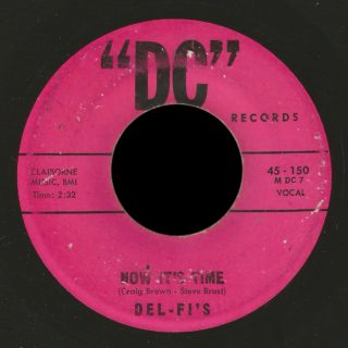 Del-Fis DC 45 Now It's Time