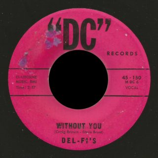 Del-Fis DC 45 Without You