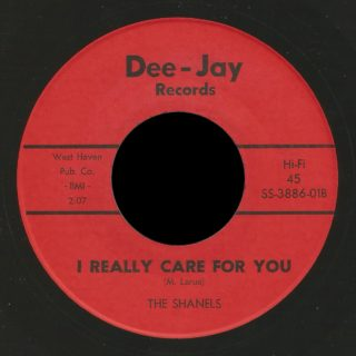 Shanels Dee-Jay 45 I Really Care For You