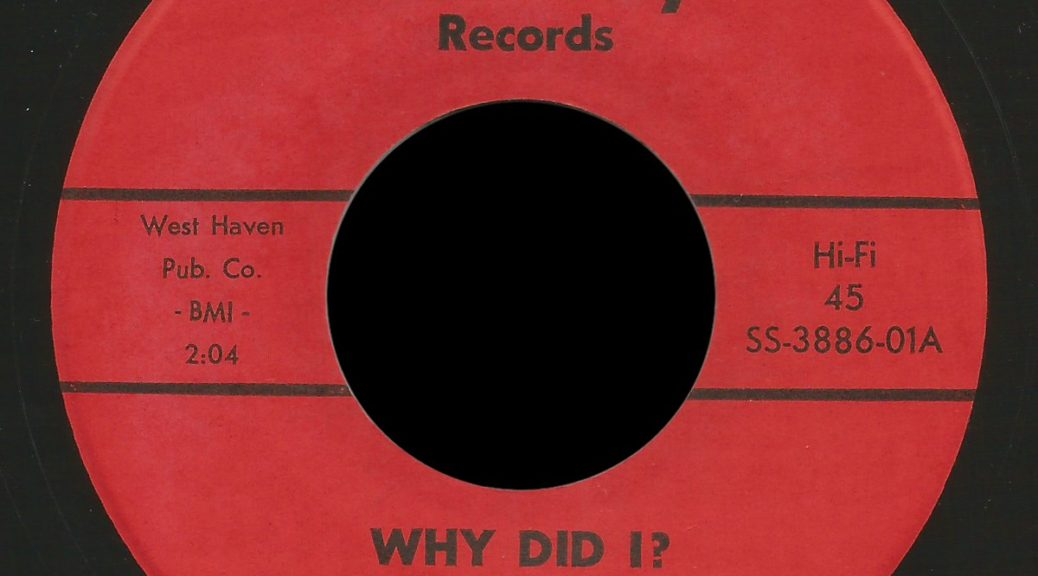 Shanels Dee-Jay 45 Why Did I