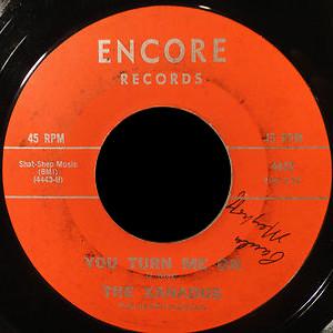 Xanadus Encore 45 You Turn Me On