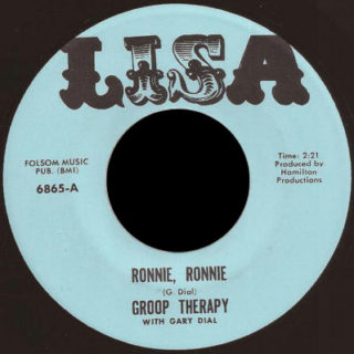 Groop Therapy with Gary Dial Lisa 45 Ronnie, Ronnie