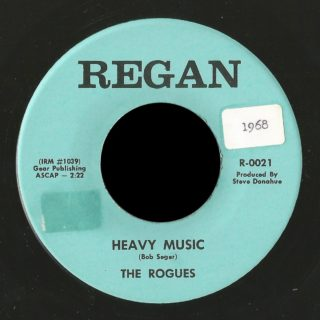 Rogues Regan 45 Heavy Music