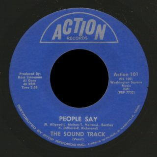 The Sound Track Action 45 People Say