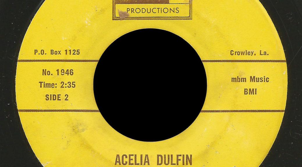 Sunshine Reigns MBM 45 Acelia Dulfin