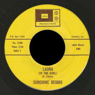 Sunshine Reigns MBM 45 Laura (Is The Girl)