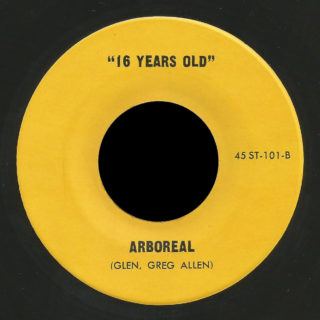 Arboreal 45 16 Years Old